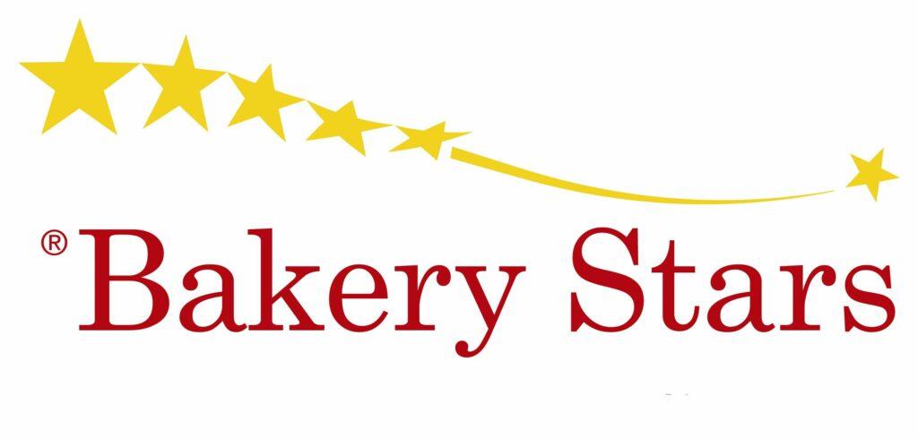 Logo Bakery Stars met link naar website